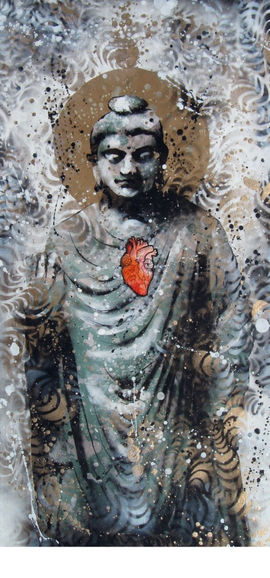 Living buddha Adam LoRusso