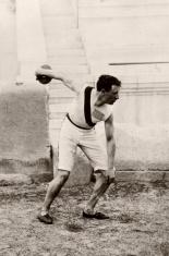 Albert Meyer, 1896, Olympian Robert Graves [Public domain]
